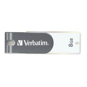 Verbatim Store N Go Swivel 8 GB USB 2.0 Flash Drive