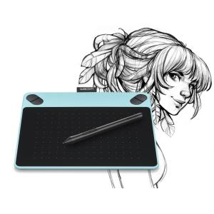 Wacom Intuos Draw Creative Pen Tablet - Small - Blue