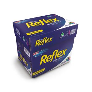 Reflex Copy Paper Carbon Neutral A4 Ultra White 500 Sheet Box 5