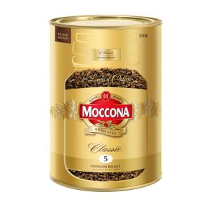 Moccona Classic Medium Roast Instant Coffee 500g Tin