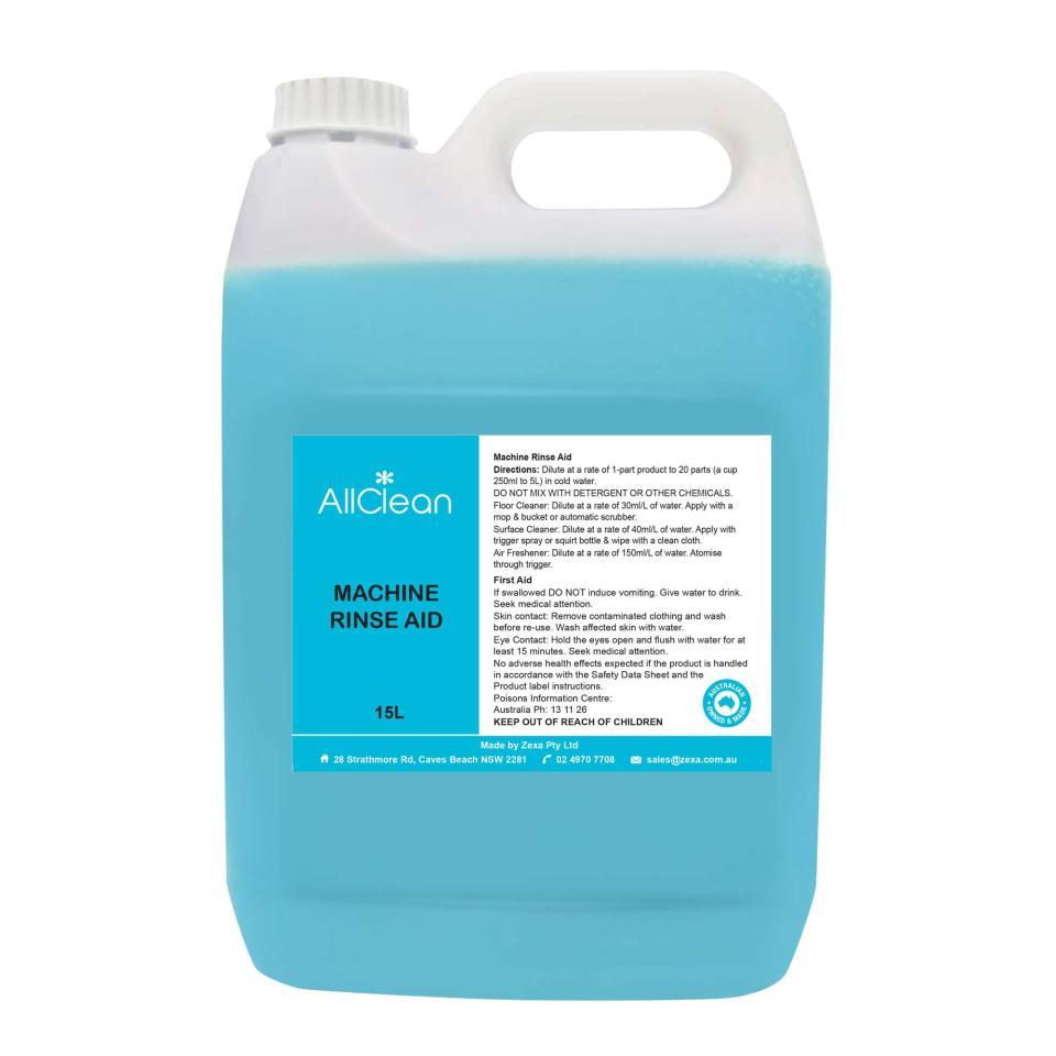 AllClean Machine Rinse Aid 15 Litre