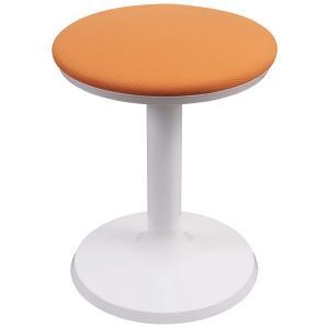 Sebel Tik Tok Stool 500(h)mm Orange
