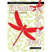 Iitomo 3/4 Activity Book