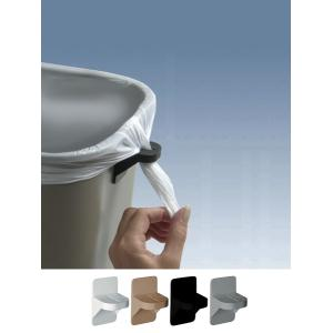 Gala Clip Binch For Bin Liners Grey Pk/4