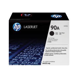 HP LaserJet 90A Black Toner Cartridge - CE390A
