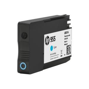 HP 955 Cyan Ink Cartridge - L0S51AA