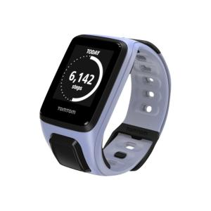 TomTom Spark GPS Fitness Watch - Small - Purple