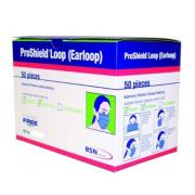 ProShield Face Mask 3-Ply Non Sterile Level 2 with Earloops Box 50