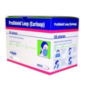 ProShield Face Mask Disposable 3 Ply Non Sterile Level 2 with Earloop Box 50