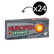 Nurofen Zavance Tablets Pack of 24