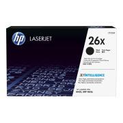 HP LaserJet 26X Black Toner Cartridge - CF226X