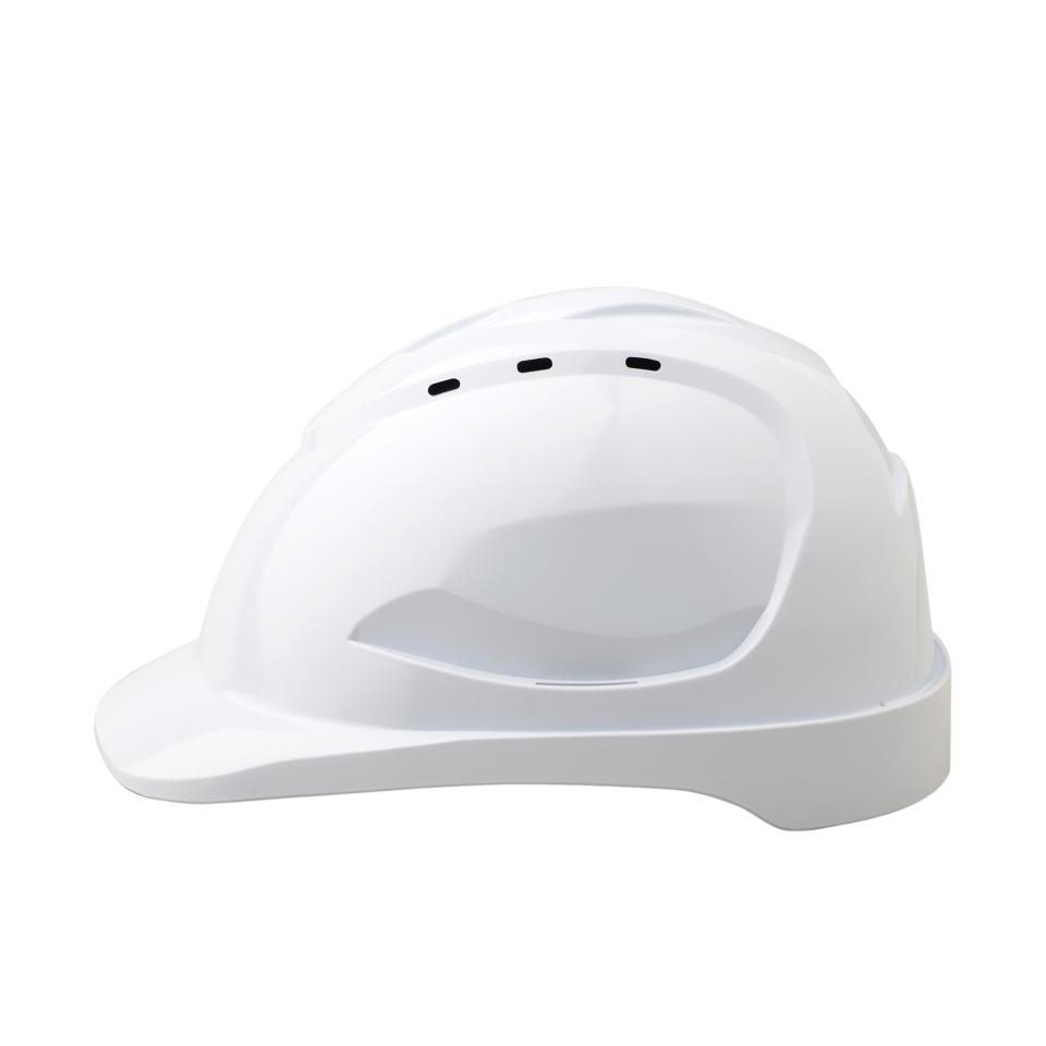 Pro Choice HHV9 Hard Hat Vented 6 Point Harness White