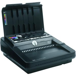 gbc c450e electric binding machine