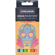 Micador Aquapainters Summer Collection Box 6