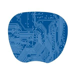 Accodata 200014 Super Thin Mouse Pad Blue
