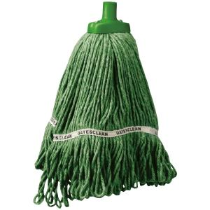 Oates Duraclean Mop Head Looped Green 350g