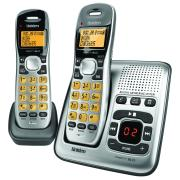 Uniden DECT 1735 + 1 Digital Phone Answering System + 1 Additional Cordless Phone Handset