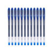 Uni-ball Signo Gel Pen Fine 0.7mm Blue Box 12