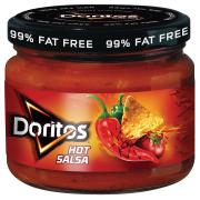Doritos Hot Salsa 300g Jar