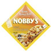 Nobbys Salted Cashews 50g