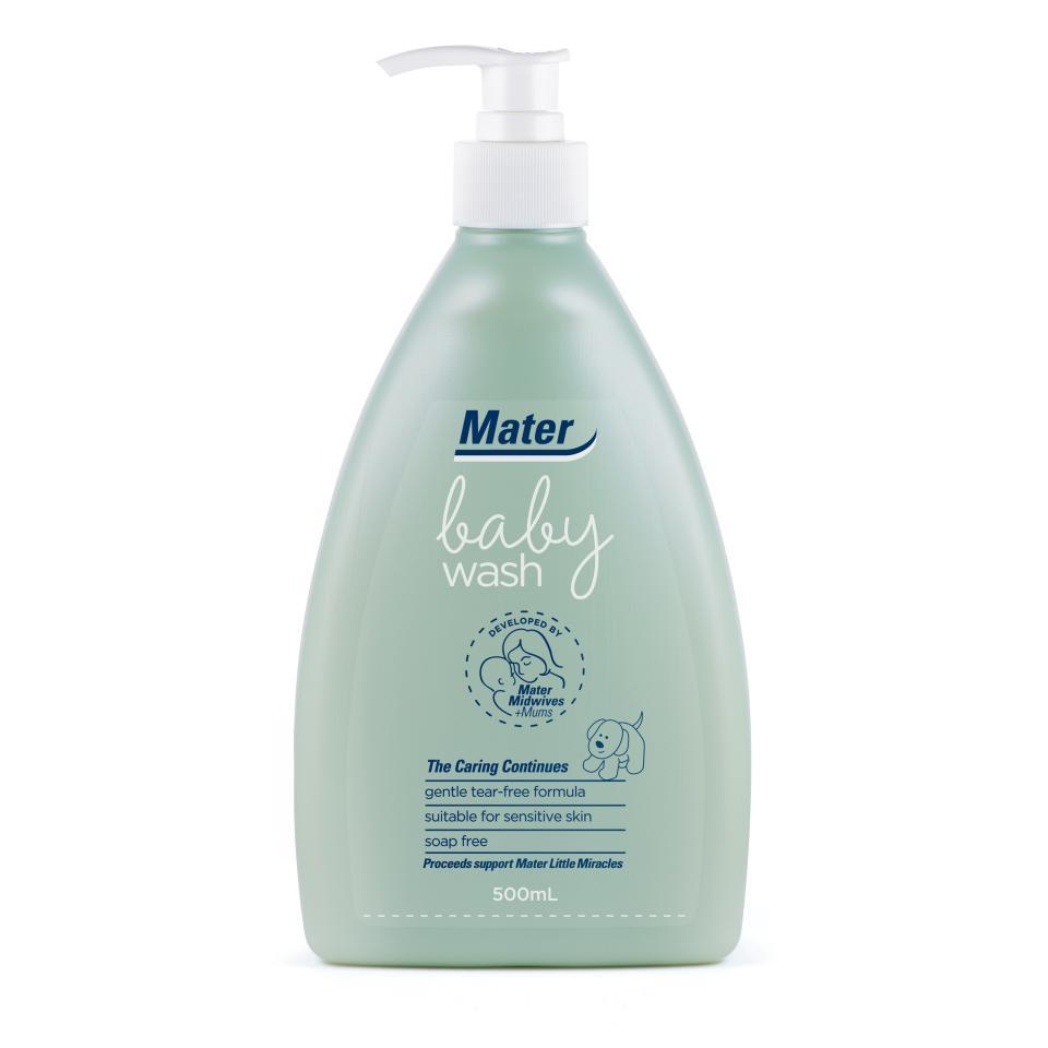 Mater Baby Wash 500ml