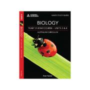 WACE ATAR Study Guide Biology Year 12 Units 3 & 4 Author Walster
