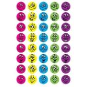 Avery Merit and Reward Stickers Mini Smiley Faces 13 mm diameter Pack 800