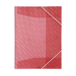 Marbig Dox File A4 Shimmer Pink