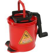 Edco Enduro Nylon Wringer Bucket Red