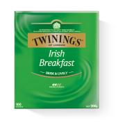 Twinings Irish Breakfast Tea Bags Pack 100