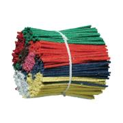 Colorific Cotton Pipecleaners 6x150mm Assorted Colours Pack Of 1000