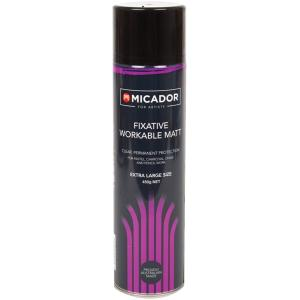 Micador Fixative Spray 450grm