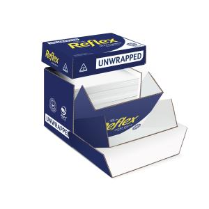 Reflex Copy Paper Carbon Neutral Unwrapped A4 Ultra White Box 2500 Sheet
