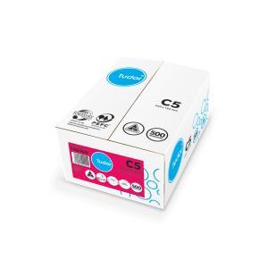 Tudor 140169 Envelope Pocket 229X162mm 80gsm White Box 500