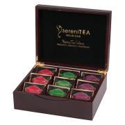 SereniTEA Infusions 9 Compartment Tea Chest