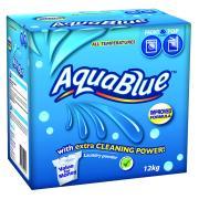 Diversey Aquablue Front And Top Load Washing Powder 12kg