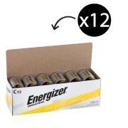 Energizer Industrial EN93 1.5V Alkaline C Battery Pack 12