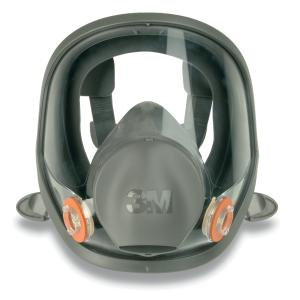 3m-6800 6000 Series Full Face Respirator Medium
