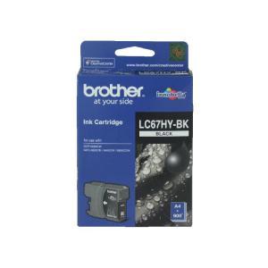 Brother LC67HY-BK Black Ink Cartridge