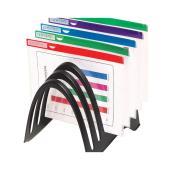 Winc Earth Foldarack Desk Sorter Black