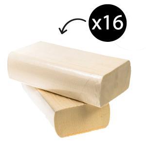 Caprice Ultraslim Hand Towel 24X24cm 2400Sh/Ctn