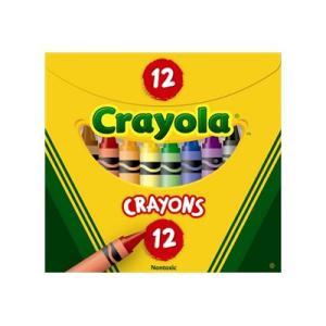 Crayola Regular Size Crayons Pkt 12