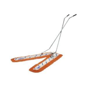 Oates floormaster scissor mop complete orange staples Floormaster