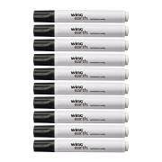 Winc Earth Permanent Marker Recycled Bullet Tip 1.0-3.0mm Black Box 10