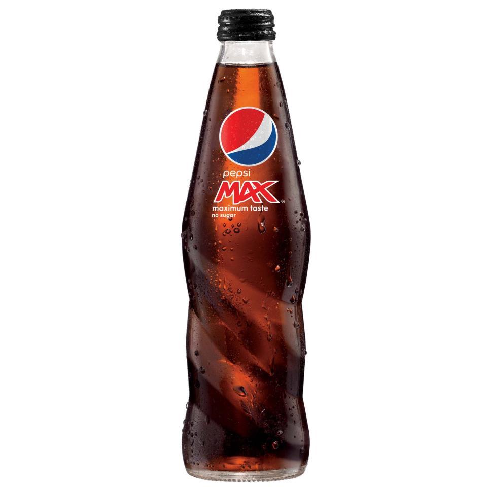 Pepsi Max 300ml Bottle Carton 24