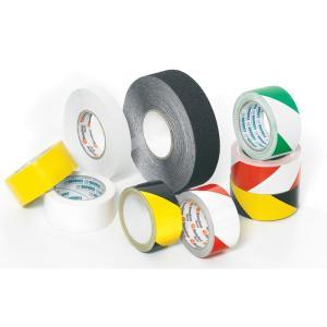 At8 White PVC Floorline Marking Tape 48mmx33m