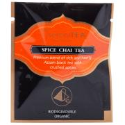 SereniTEA Infusions Fairtrade Organic Spice Chai Enveloped Pyramid Tea Bags Pkt 100