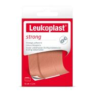 Leukoplast Adhesive Strip Dressings Fabric 63mmx1m Tan