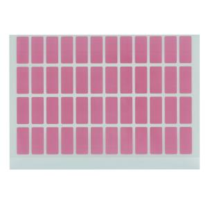 Avery Colour Coding Labels Self Adhesive Pink Pack 240