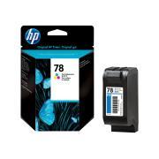 HP 78 Tri-Colour Ink Cartridge - C6578DA
